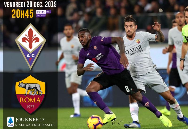Fiorentina AS Roma