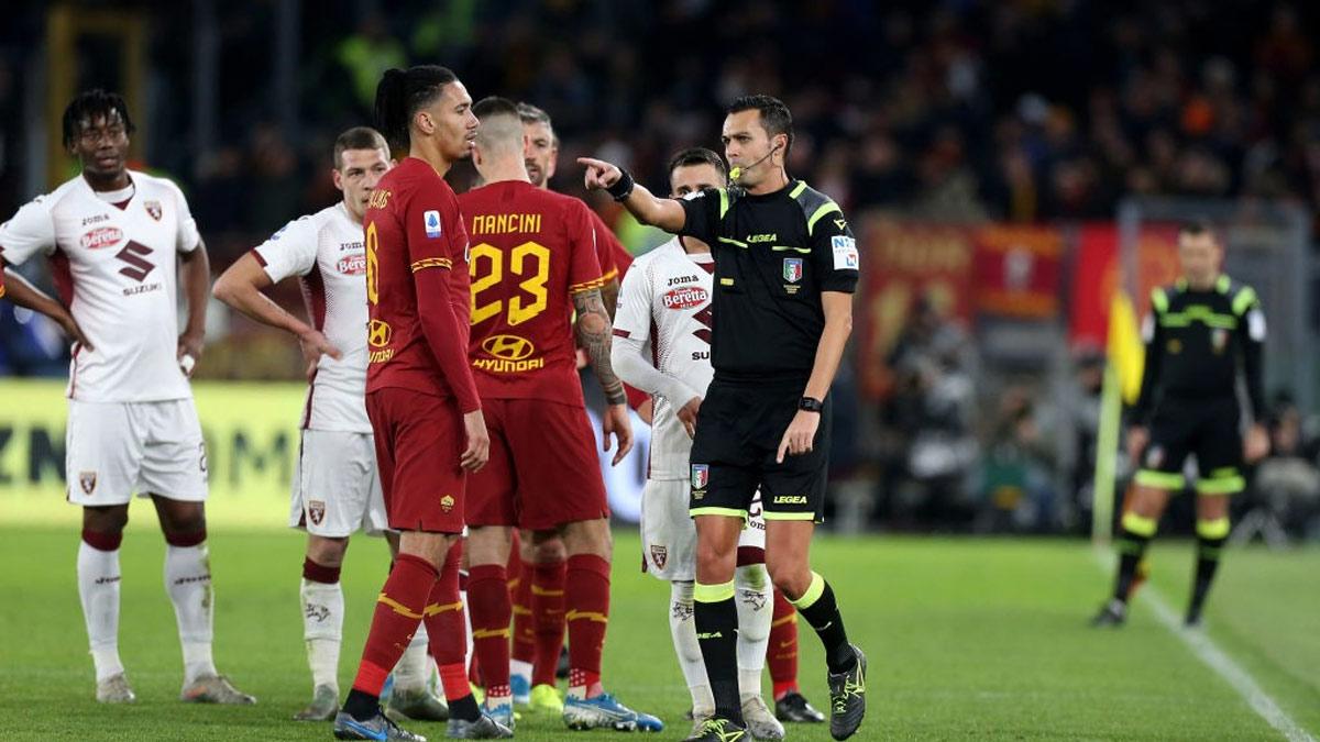 AS Roma Torino 050120
