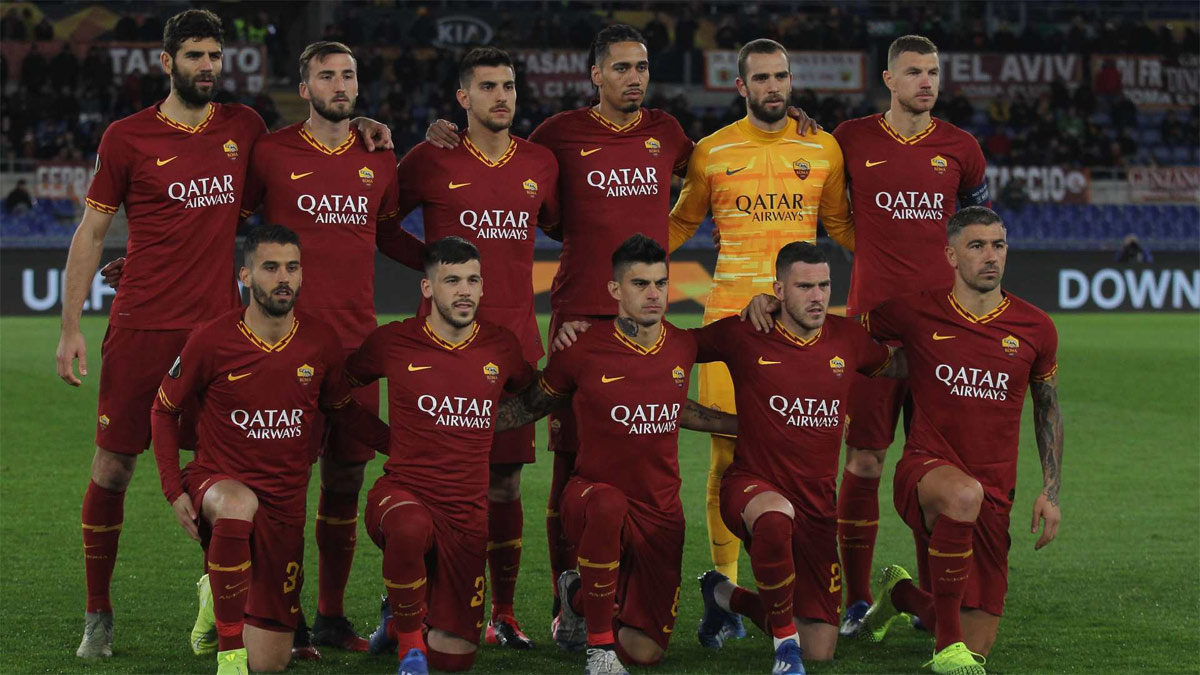 As Roma salaires