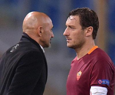 Spalletti / Totti