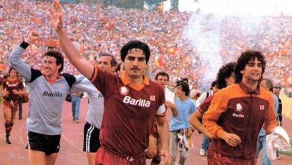 Di Bartolomei scudetto 1983