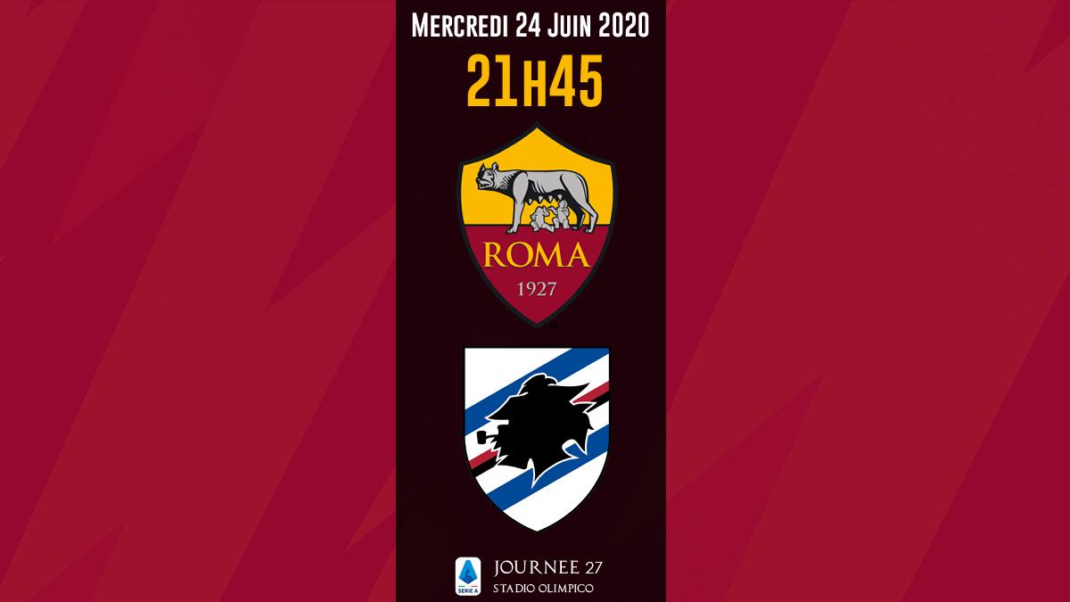 AS Roma Sampdoria