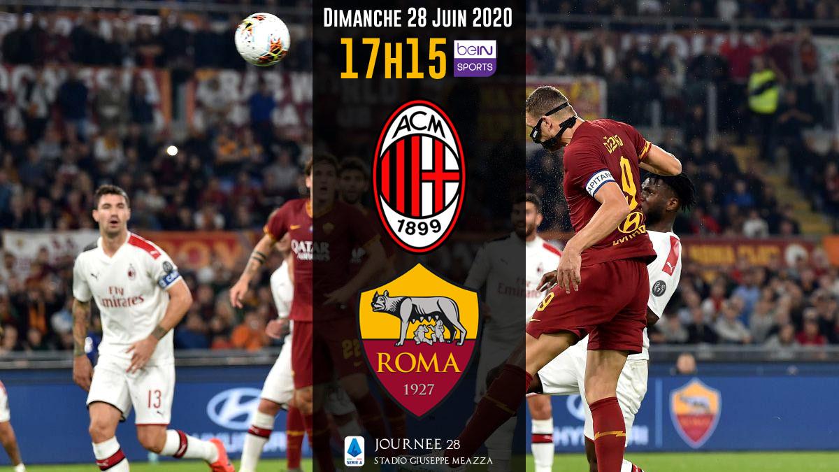 Roma / Milan