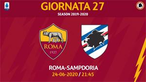 Asroma / Sampdoria