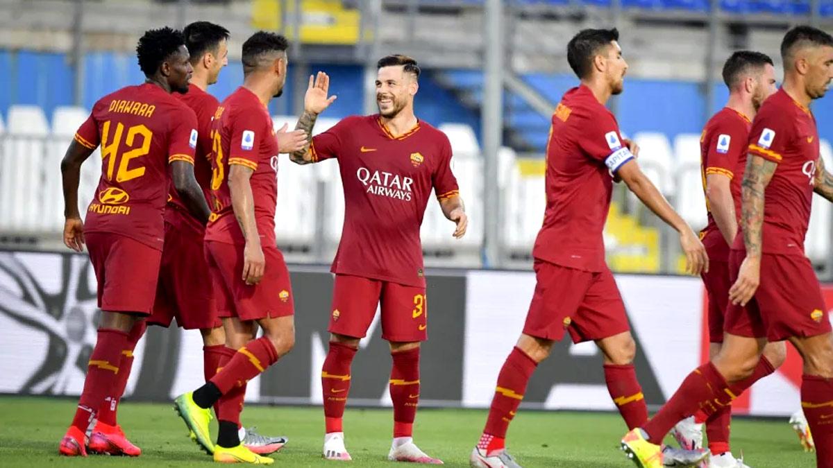Brescia 0 - 3 Roma