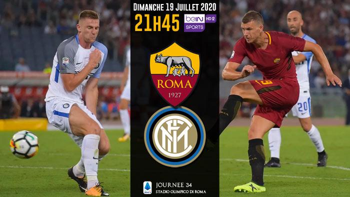 Roma Inter J34 700