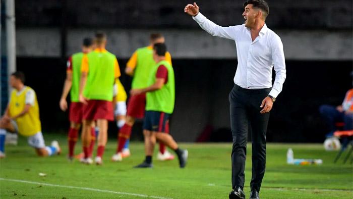 Fonseca Brescia 0-3 Roma