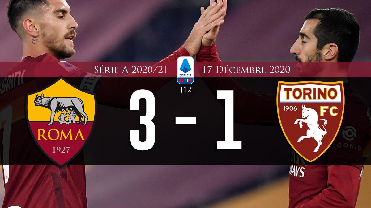 Roma 3 - 1 Torino
