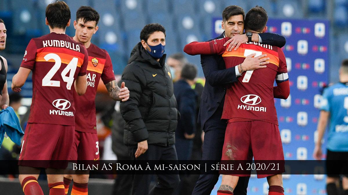AS Roma 2020/21