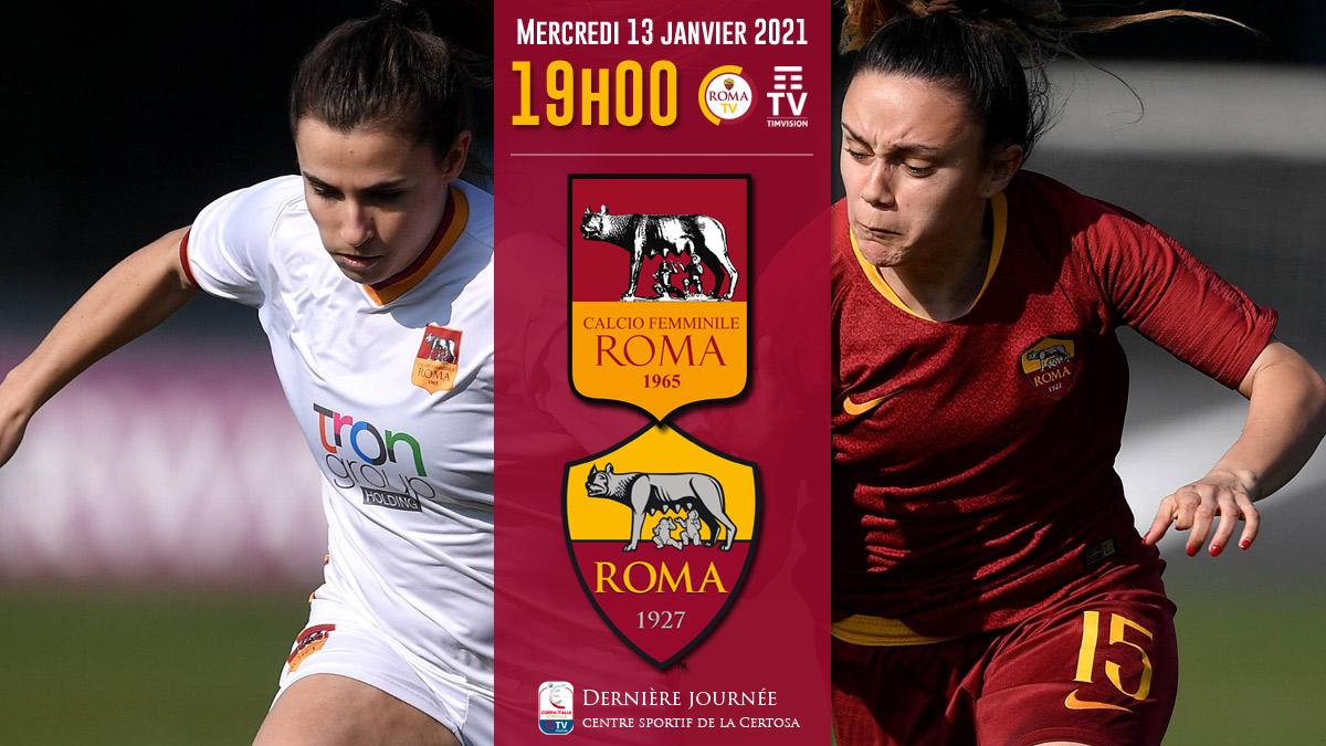 Roma CF - AS Roma