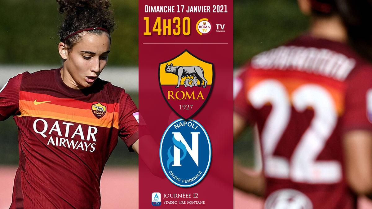 Roma F Napoli
