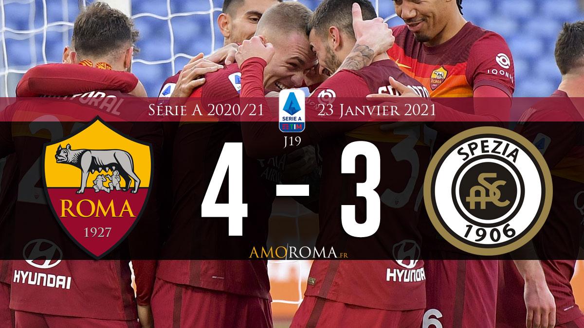 AS Roma spezia