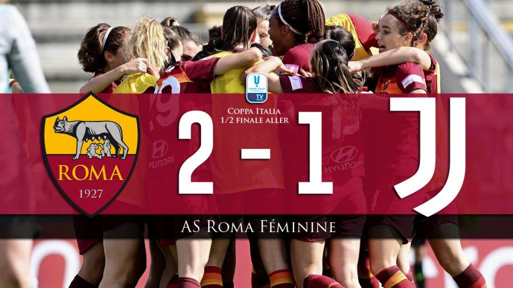 Roma Juve femminile