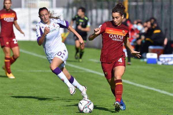 Angelica SOFFIA AS Roma