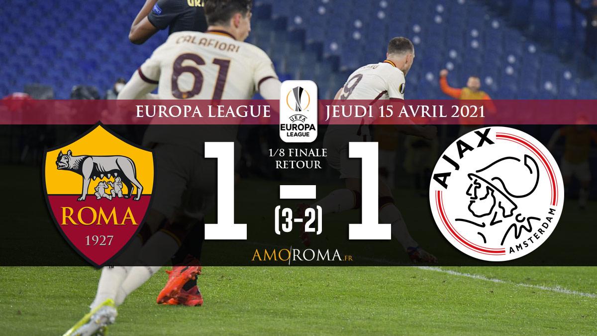 Roma 1 1 Ajax