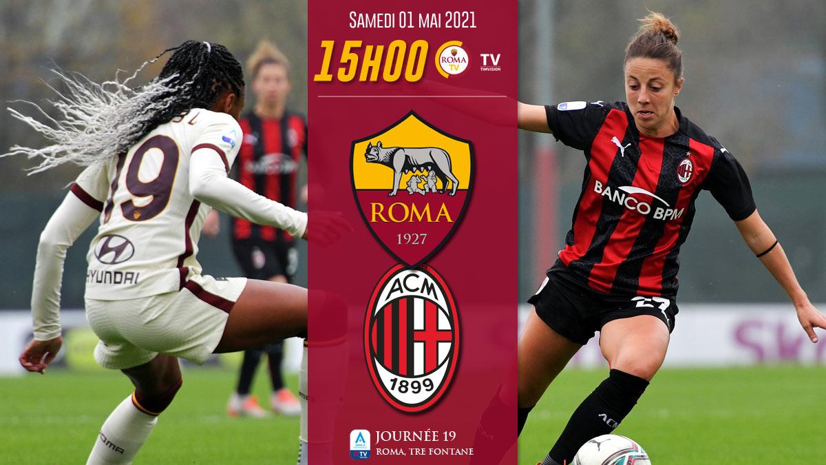 Roma Milan