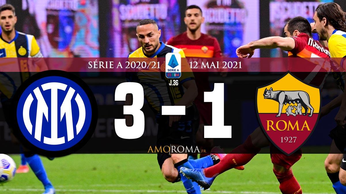 Inter 3 1 Roma