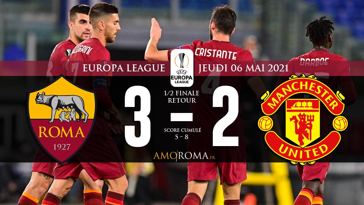 Roma Manchester