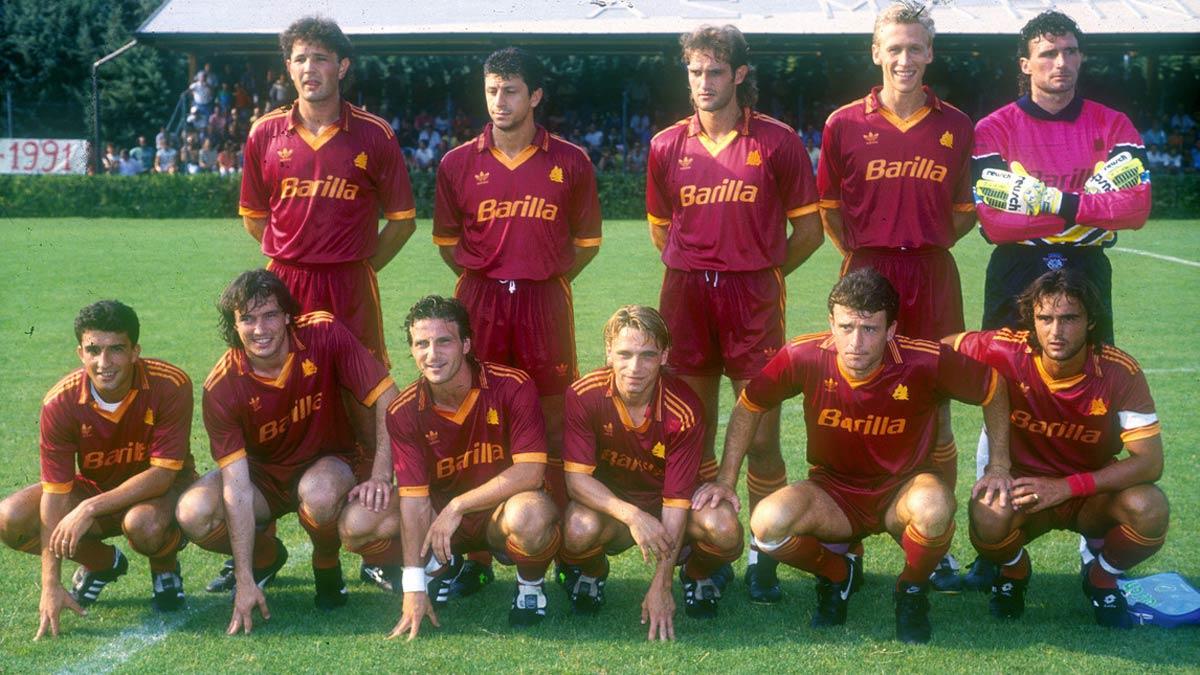 AS Roma 1992-93
